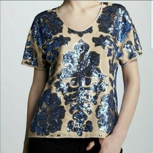 🆕Nieman Marcus for Target Tracy Reese Sequin Top
